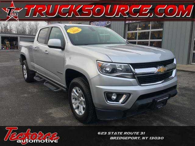Chevrolet Colorado 2016 $24990.00 incacar.com