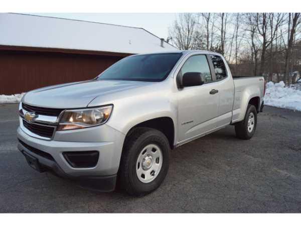 Chevrolet Colorado 2016 $15995.00 incacar.com