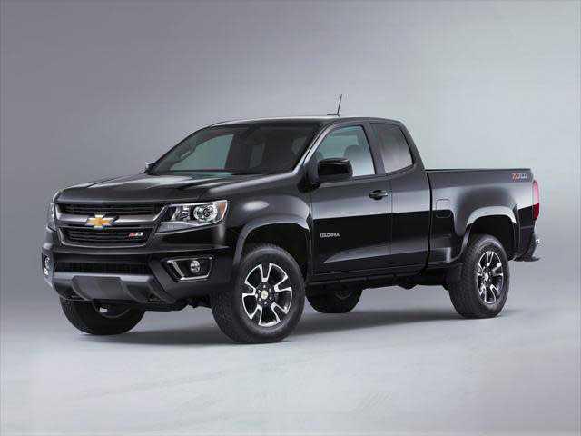 Chevrolet Colorado 2016 $33999.00 incacar.com
