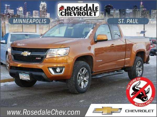Chevrolet Colorado 2017 $28965.00 incacar.com