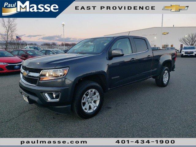 Chevrolet Colorado 2017 $30988.00 incacar.com