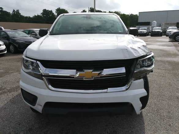Chevrolet Colorado 2017 $8299.00 incacar.com
