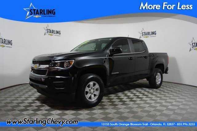Chevrolet Colorado 2018 $22000.00 incacar.com