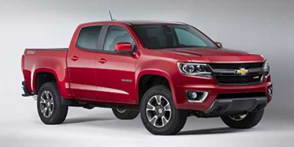Chevrolet Colorado 2018 $37347.00 incacar.com