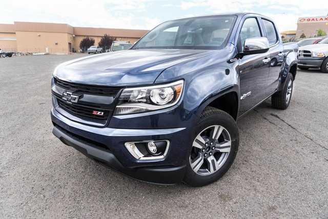 Chevrolet Colorado 2018 $47135.00 incacar.com