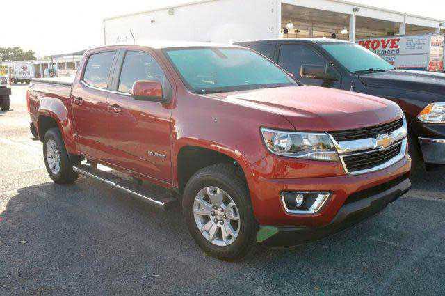 Chevrolet Colorado 2018 $28798.00 incacar.com