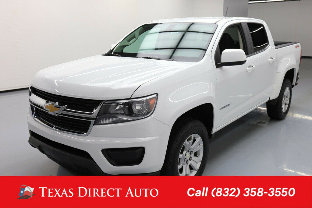 Chevrolet Colorado 2018 $27870.00 incacar.com