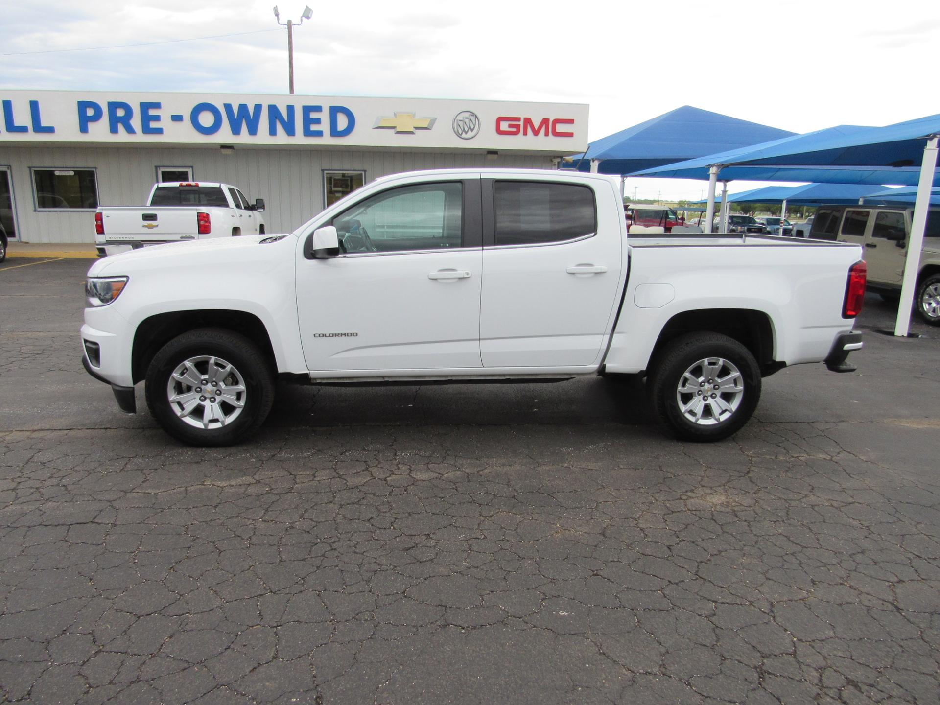 Chevrolet Colorado 2019 $25900.00 incacar.com
