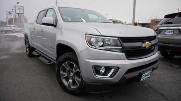 Chevrolet Colorado 2019 $38259.00 incacar.com