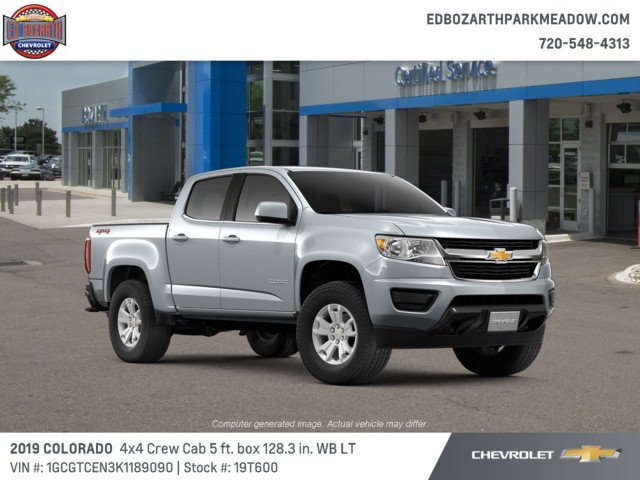 Chevrolet Colorado 2019 $30995.00 incacar.com