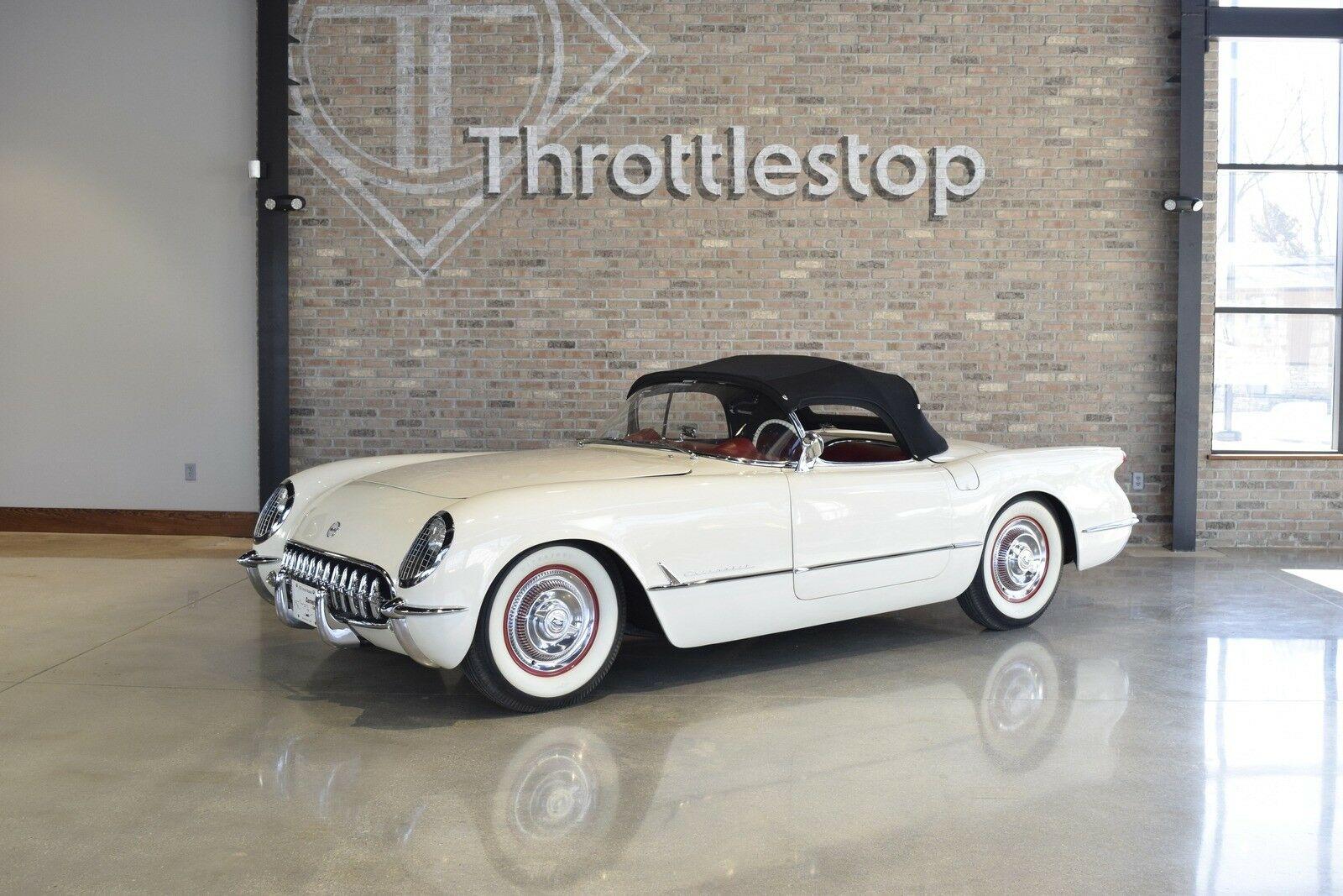 Chevrolet Corvette 1953 $238900.00 incacar.com