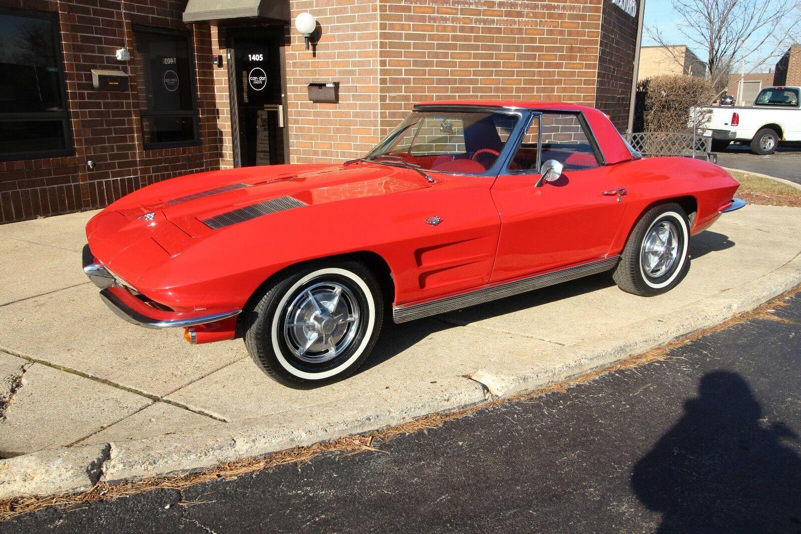Chevrolet Corvette 1963 $52900.00 incacar.com
