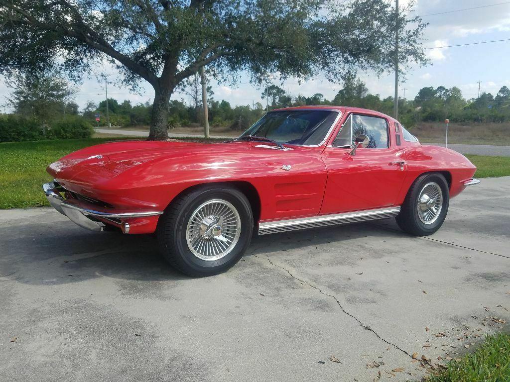 Chevrolet Corvette 1964 $43000.00 incacar.com