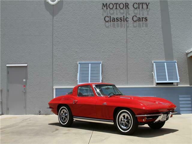 Chevrolet Corvette 1965 $145000.00 incacar.com