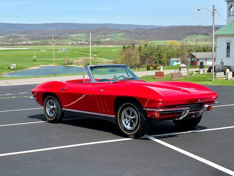 Chevrolet Corvette 1966 $49500.00 incacar.com