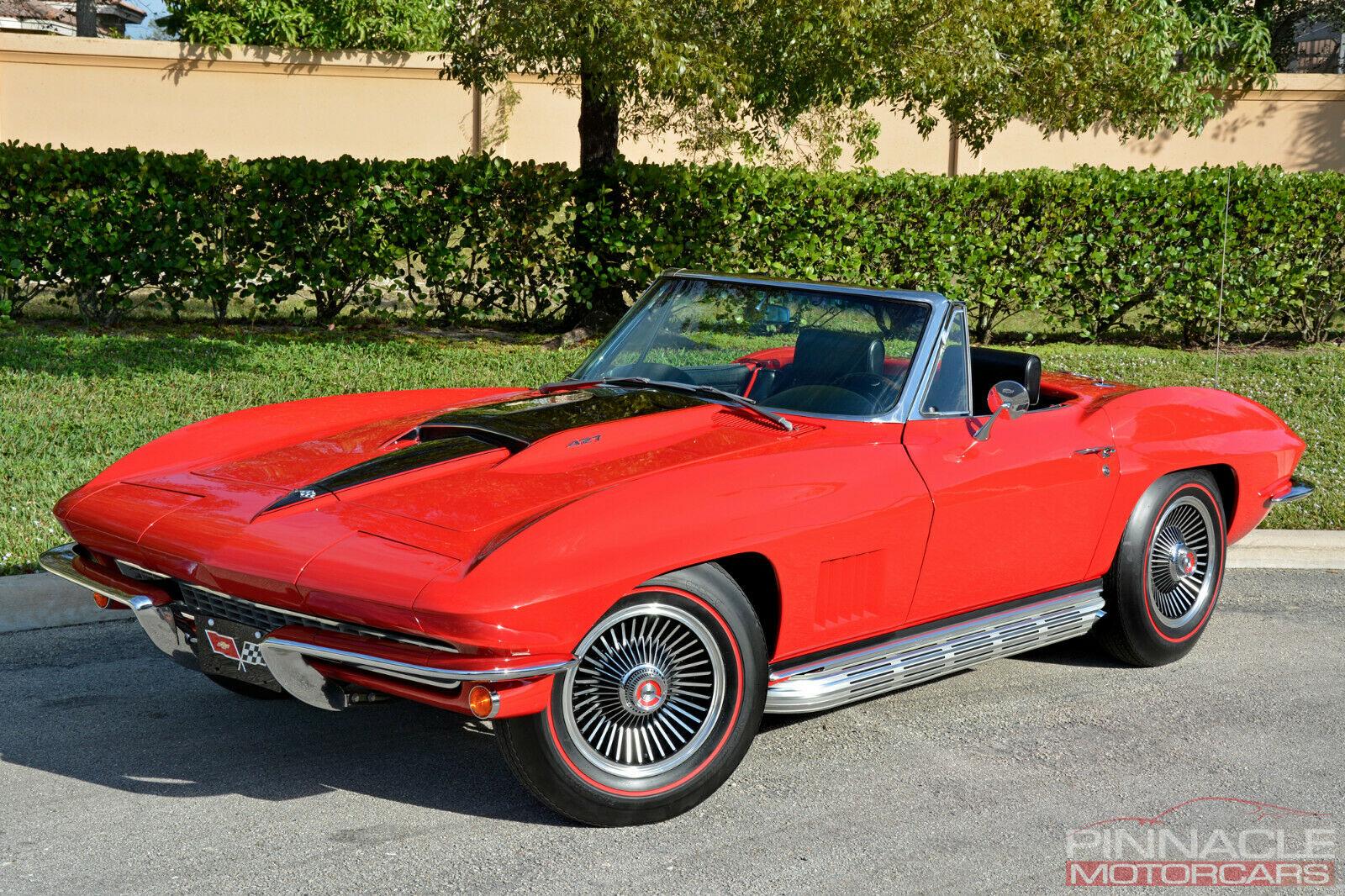 Chevrolet Corvette 1967 $77900.00 incacar.com