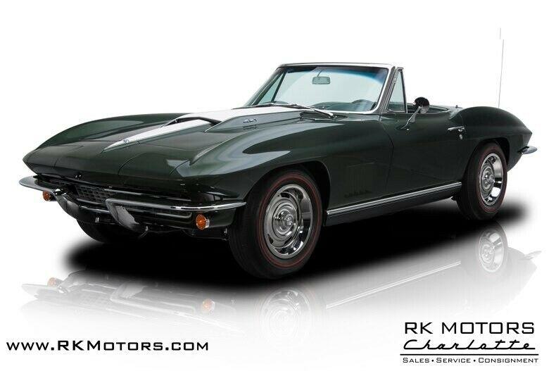 Chevrolet Corvette 1967 $149900.00 incacar.com