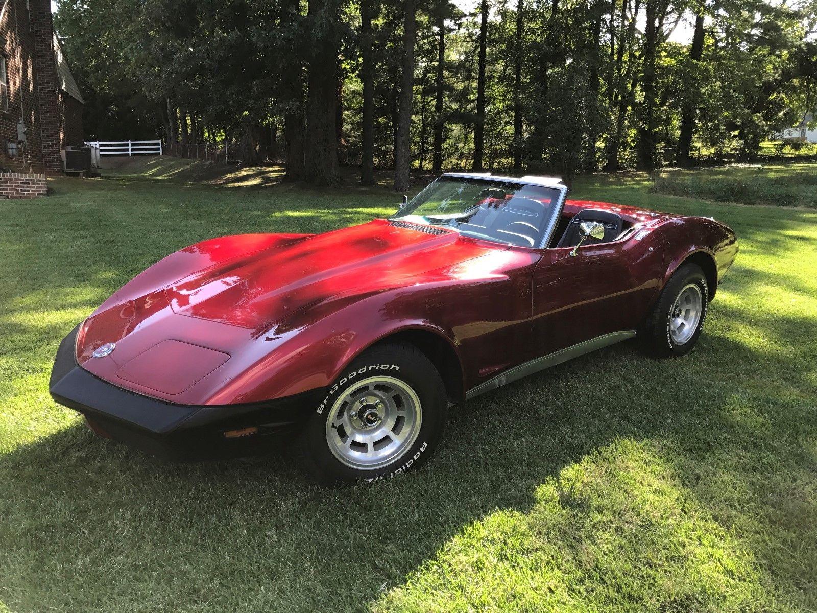 Chevrolet Corvette 1974 $21000.00 incacar.com