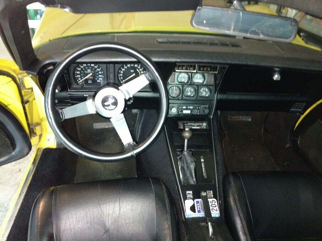 Chevrolet Corvette 1979 $8900.00 incacar.com