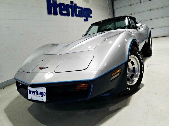 used Chevrolet Corvette 1981 vin: 1G1AY8768B5100724