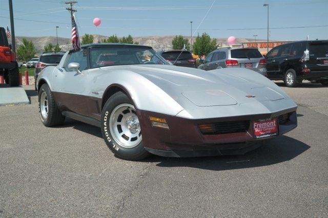 Chevrolet Corvette 1982 $12988.00 incacar.com