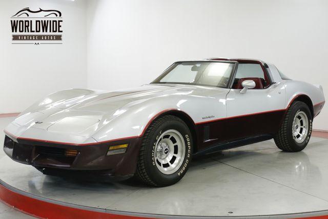 used Chevrolet Corvette 1982 vin: 1G1AY8780C5102230