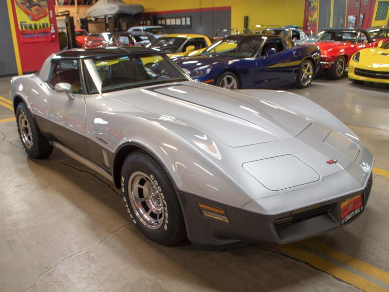 Chevrolet Corvette 1982 $28900.00 incacar.com