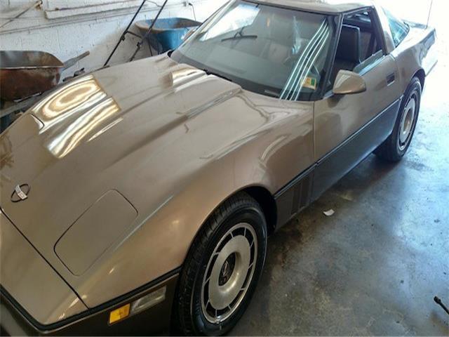 Chevrolet Corvette 1984 $7500.00 incacar.com