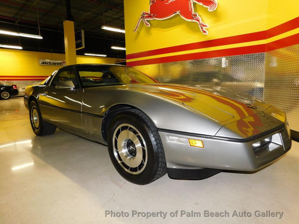 used Chevrolet Corvette 1985 vin: 1G1YY0785F5105418