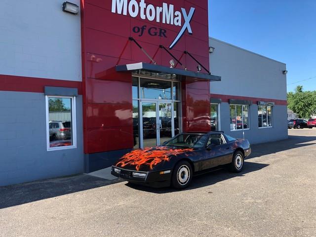 used Chevrolet Corvette 1985 vin: 1G1YY0788F5129325