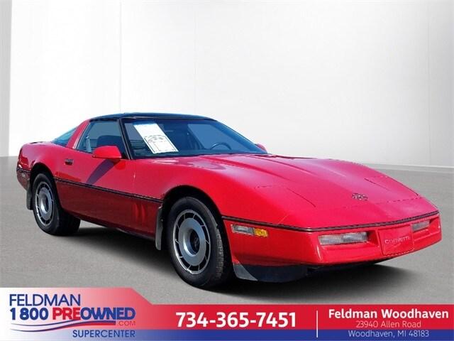 Chevrolet Corvette 1985 $7495.00 incacar.com