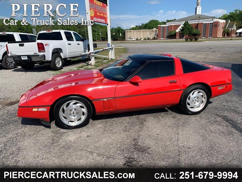 used Chevrolet Corvette 1986 vin: 1G1YY078XG5116576