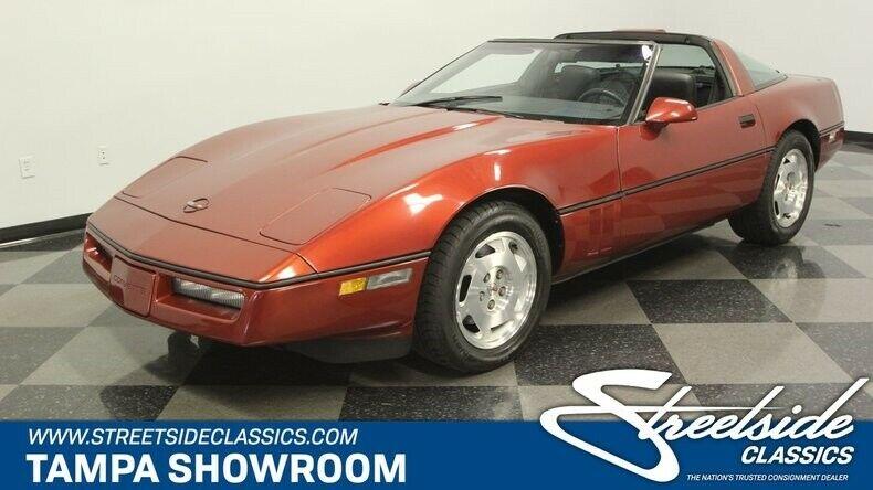 Chevrolet Corvette 1988 $7900.00 incacar.com
