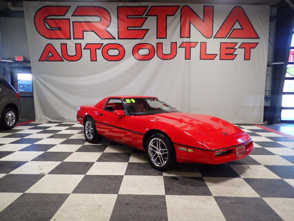 Chevrolet Corvette 1989 $7988.00 incacar.com
