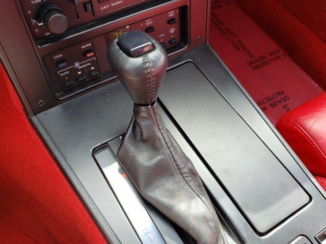 Chevrolet Corvette 1989 $17900.00 incacar.com