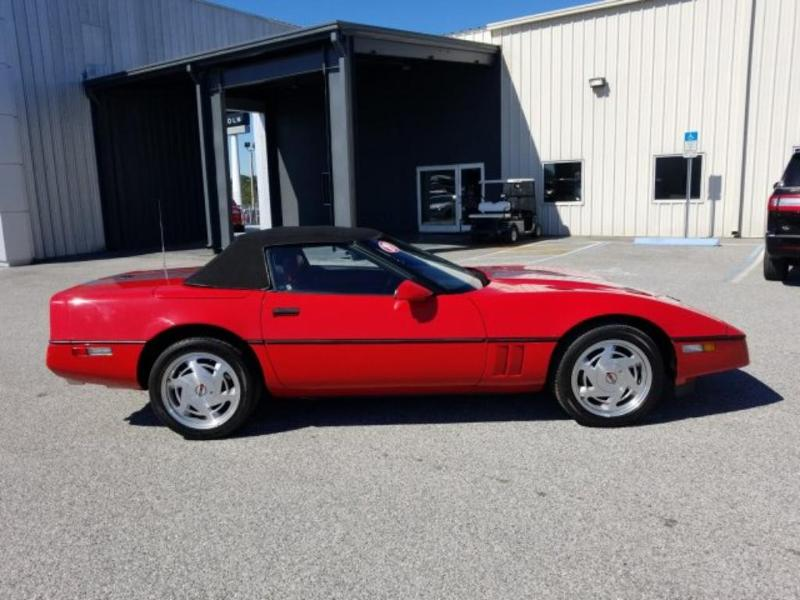 Chevrolet Corvette 1989 $15000.00 incacar.com