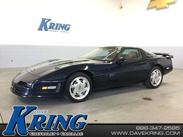 Chevrolet Corvette 1989 $8400.00 incacar.com