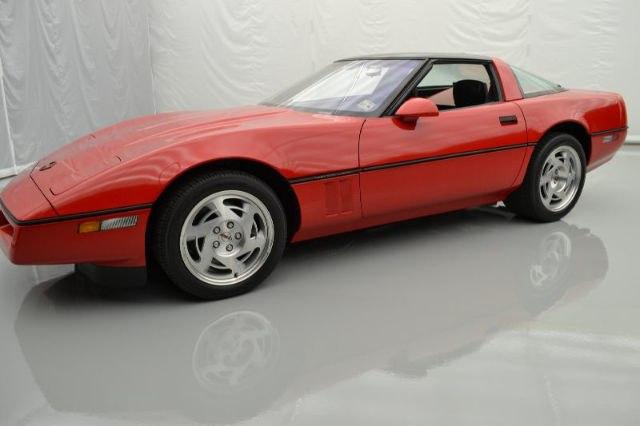 Chevrolet Corvette 1990 $49700.00 incacar.com