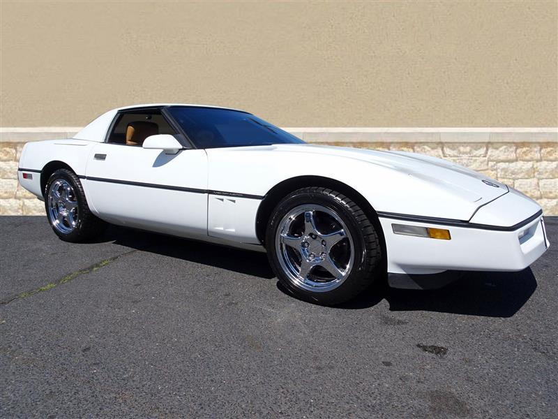 Chevrolet Corvette 1990 $7799.00 incacar.com