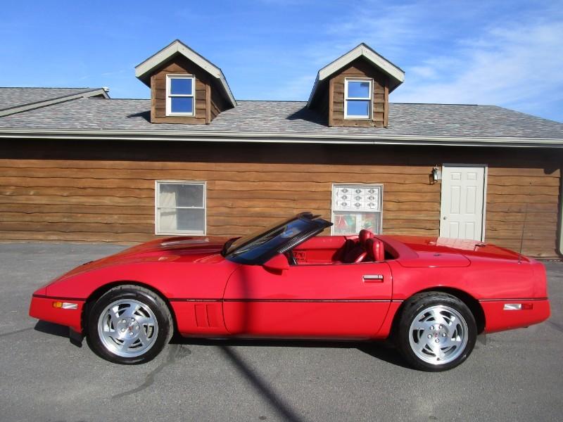 Chevrolet Corvette 1990 $12995.00 incacar.com