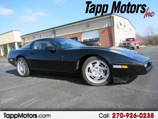 Chevrolet Corvette 1990 $9995.00 incacar.com
