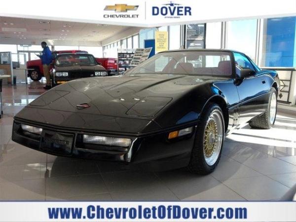 Chevrolet Corvette 1990 $19997.00 incacar.com