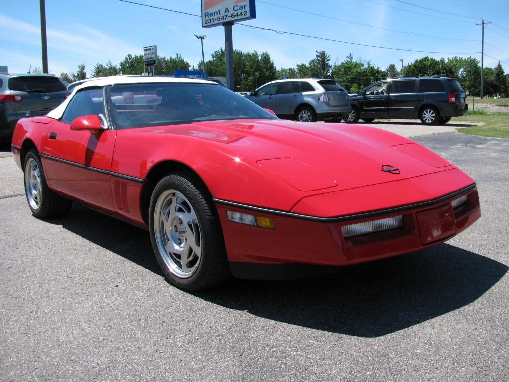 Chevrolet Corvette 1990 $14900.00 incacar.com