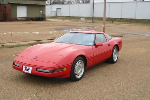 Chevrolet Corvette 1991 $35900.00 incacar.com