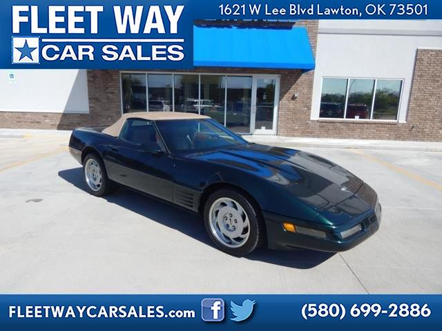 Chevrolet Corvette 1991 $3995.00 incacar.com
