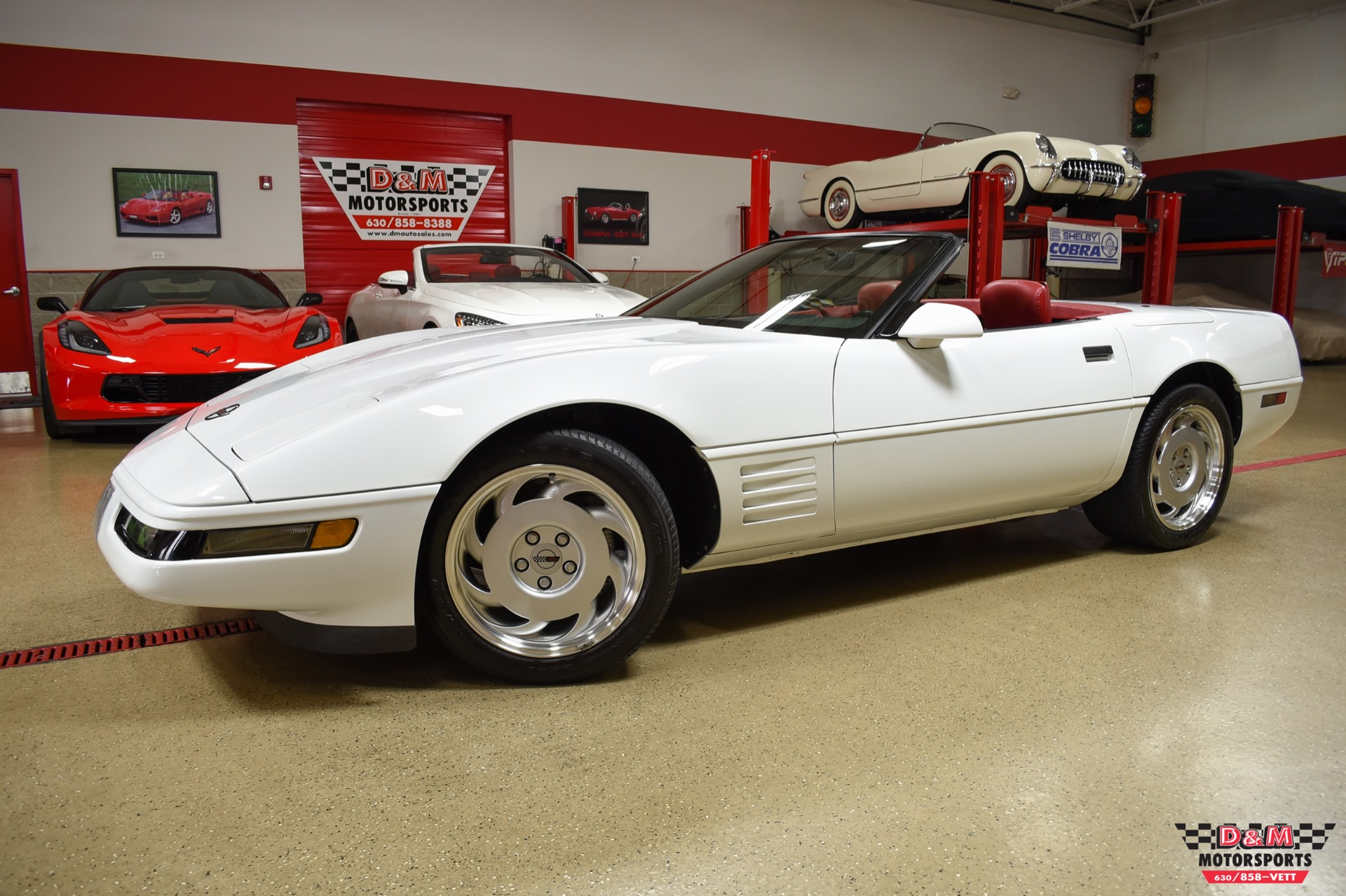 Chevrolet Corvette 1991 $15995.00 incacar.com