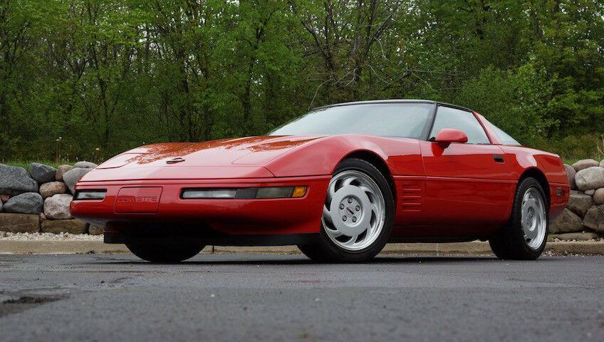 Chevrolet Corvette 1991 $10350.00 incacar.com