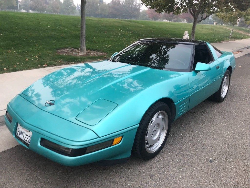1991 Chevrolet Corvette $7499 00 for sale in Sacramento, CA