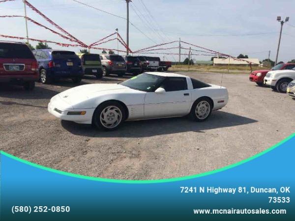 Chevrolet Corvette 1992 $5700.00 incacar.com