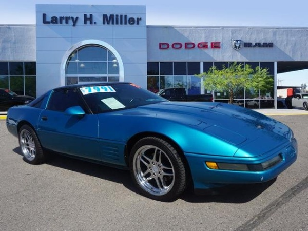 Chevrolet Corvette 1992 $7991.00 incacar.com